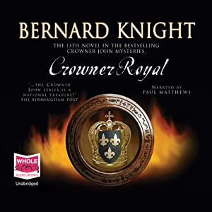Crowner Royal | [Bernard Knight]