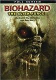 echange, troc Biohazard: The Alien Force [Import USA Zone 1]