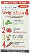 Doctors Select Weight Loss 4 Tablets 90 Count