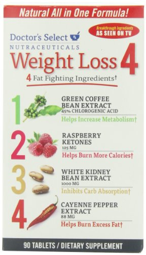 Doctors Select Weight Loss 4 Tablets, 90 Count