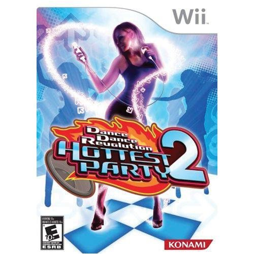 Dance Dance Revolution Hottest Party 2 - Software Only - Nintendo Wii - 1