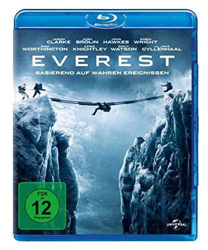 Everest (inkl. Digital HD Ultraviolet) [Blu-ray]
