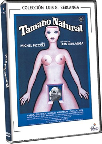 Tamaño Natural [DVD]