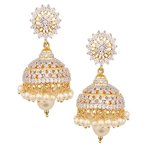 swasti-jewels-american-diamond-cz-fashion-jewelry-traditional-ethnic-pearls-jhumka-earrings-for-wome