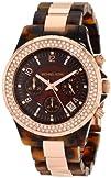 Michael Kors Womens MK5416 Madison Chronograph Tortoise