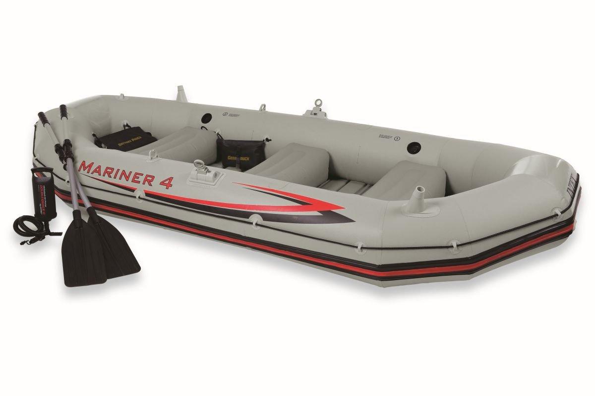 Boot Schlauchboot Paddelboot Mariner 328x145x48cm für 4 Personen