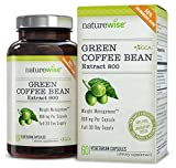 NatureWise Green Coffee Bean Extract 800 with GCA Natural...