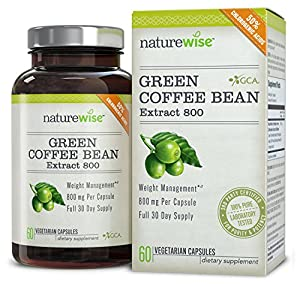 NatureWise Green Coffee Bean Extract 800