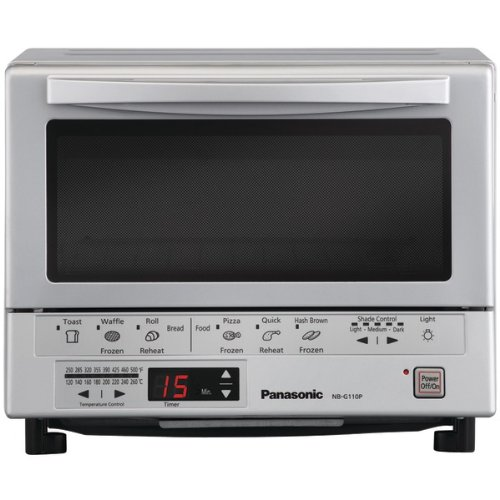 Panasonic Consumer-Flash Xpress Toaster Oven Discount !!