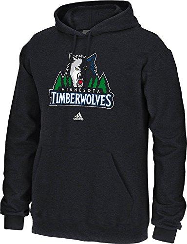 NBA Minnesota Timberwolves Men's Full Primary Logo Fleece Hoodie
