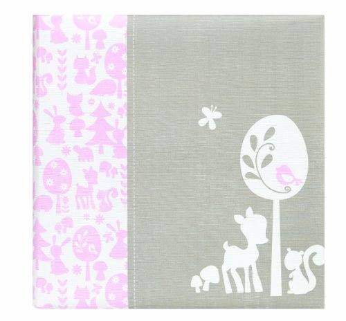 Baby Girl Record Book front-4467