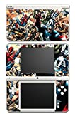 Avengers Hulk Spider-Man Captain America Iron Thor Thanos Video Game Vinyl Decal Skin Sticker Cover for Nintendo DSi XL System