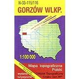 Gorzow Wielkopolski Region Map