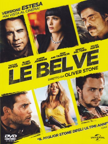 Le belve (versione estesa) [IT Import]