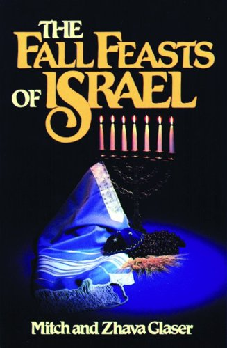 The Fall Feasts Of Israel PDF