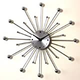 Ball Chromed Genuine Wall Clock PHCS771