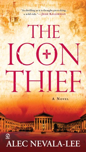 The Icon Thief, Alec Nevala-Lee
