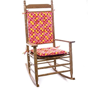 Rocking Chair Cushion Set - Polka Dot : Cushions & Pillows