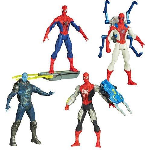 The Amazing Spider-Man 2 Spider Strke Action Figures Wave 1