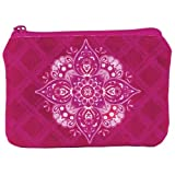 Santa Barbara Design Studio Lily Ashbury Zippered Travel Case, Mandala, Pink