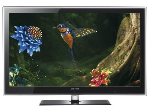 Samsung UE55B7020W 55-inch Widescreen Ultra Slim Full HD 1080P Crystal LED TV with Media 2.0 and Freeview