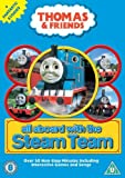 Thomas & Friends - All Aboard with the Steam Team [DVD]