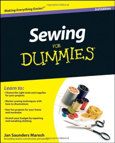 Check Out This Sewing For Dummies