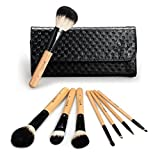 U Spicy Makeup Brushes 8 Pieces Make Up Brushes Cosmetics Brushes Kit With Travel Pouch