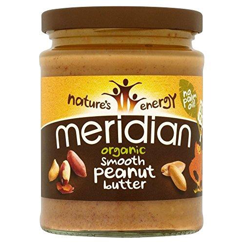 Meridian Organic Smooth Peanut Butter No Added Sugar (280G)