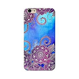 EYP Girly Floral Pattern Back Cover Case for Apple iPhone 6
