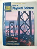 Focus on Physical Science: California Edition (Prentice Hall Science Explorer)