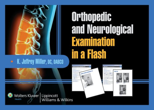 Orthopedic and Neurological Examination in a Flash