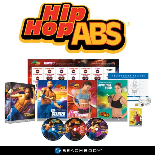 Buy HIP HOP ABS DVD Set - 6 Workouts Set From Amazon