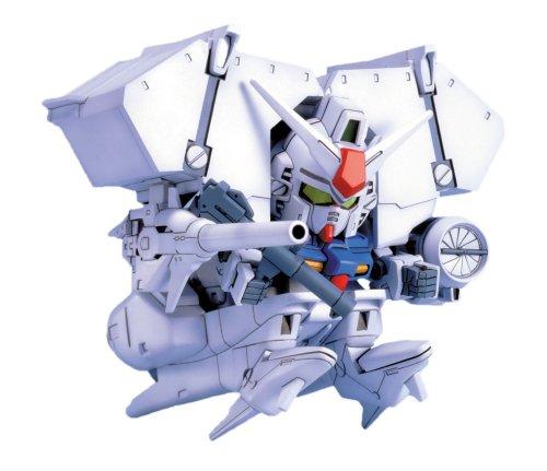SD Gundam - BB Gundam RX-78 GPO3D Model Kit (207)