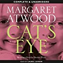 Cat's Eye (       UNABRIDGED) by Margaret Atwood Narrated by Laurel Lefkow