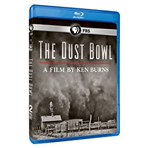 Ken Burns The Dust Bowl Blu-ray from Pbs (Direct)