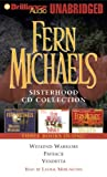 img - for Fern Michaels Sisterhood CD Collection 1: Weekend Warriors, Payback, Vendetta (Sisterhood Series) book / textbook / text book