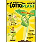 Grow Your Own Lucky Lottery Numbers with the New Amazing Lotto Plant – It actually grows your lottery numbers!