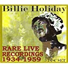 Rare Live Recordings 1934-1959 (Bande Originale du Film)