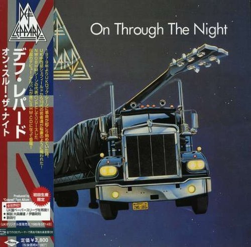On Through the Night by Universal Japan (2008-04-30)