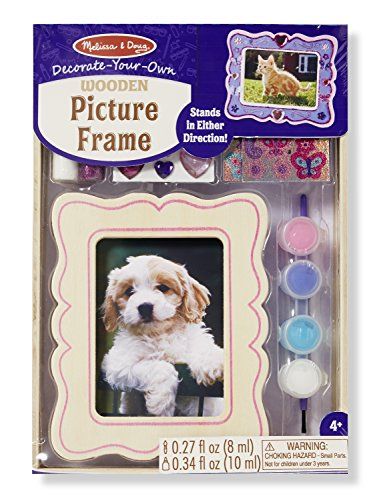 Melissa & Doug DYO Picture Frame - 1