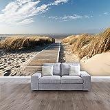 Fototapete Ocean Way 366x254cm Tapete Meer Ozean Strand...