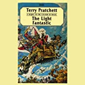 The Light Fantastic: Discworld #2 | Terry Pratchett