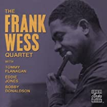 ♪The Frank Wess Quartet / Frank Wess