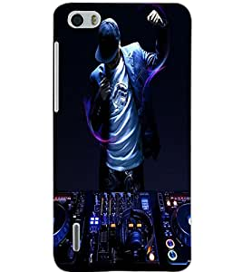 HUAWEI HONOR 6 DJ Back Cover by PRINTSWAG