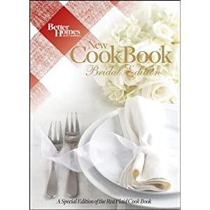 The Better Homes and Gardens New Cook Book Bridal Edition