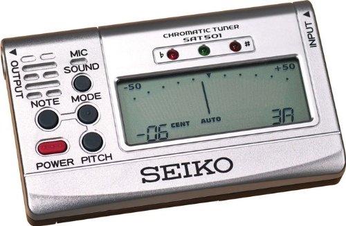 Seiko SAT501S Chromatic Tuner Tuner