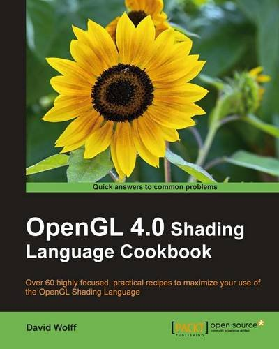 OpenGL 4.0 Shading Language Cookbook