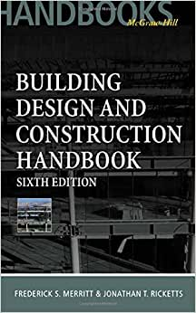 building design and construction handbook 6th edition
