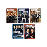 Boston Legal: Seasons 1-5 (Complete Series)